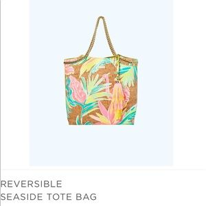 Lilly Pulitzer Seaside Tote